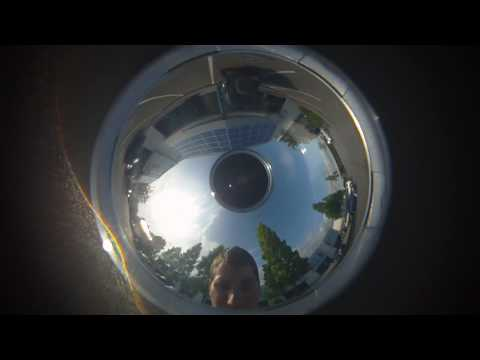 Sony Bloggie HD 360 Degree Lens Test Linus Tech Tips