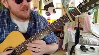 Drake - Mob Ties // easy guitar tutorial beginner lesson