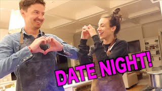 DATE NIGHT AT HOME!