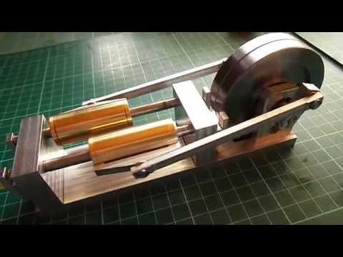 Sliding Cylinder Twin