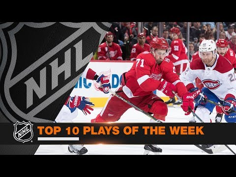 Top 10 Plays from Week 27