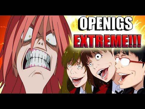 ADIVINA EL OPENING EXTREME HIKIKOMORI EDITION