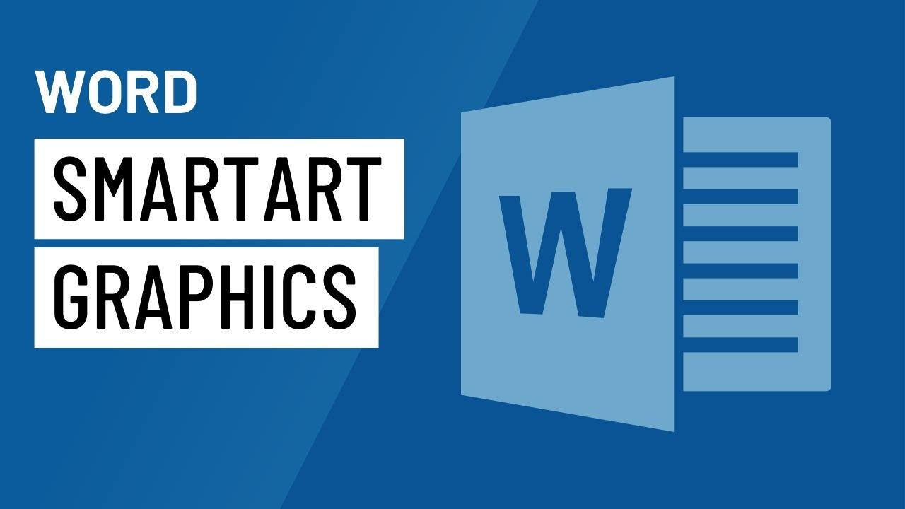 word 2016 smartart graphics