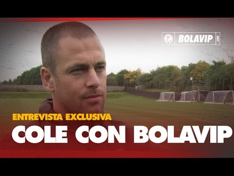 Entrevista exclusiva a Joe Cole