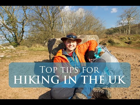 Top Tips For Hiking In The UK