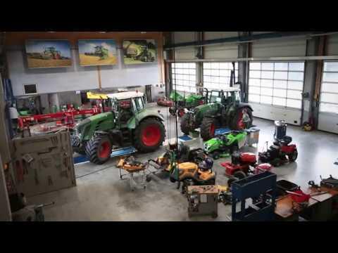 ZG Raiffeisen Ausbildung Land- Und Baumaschinenmechatroniker