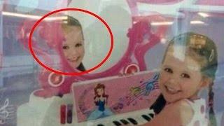 10 Creepy Selfie in the Mirrors