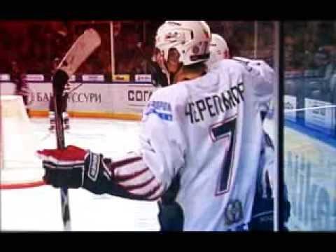 Alexej Cherepanov - Moja Igra / Алексея Черепанова - Моя игра ( RIP 15.01.1989 - 13.10.08 )