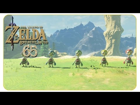 Das Rätsel des Orni Liedes #65 The Legend of Zelda: Breath of the Wild - Let's Play
