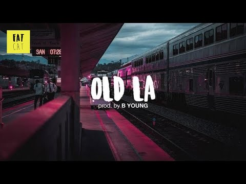 (free) Chill jazz boom bap type beat x jazzy hip hop instrumental   'Old L.A.' prod. by B YOUNG