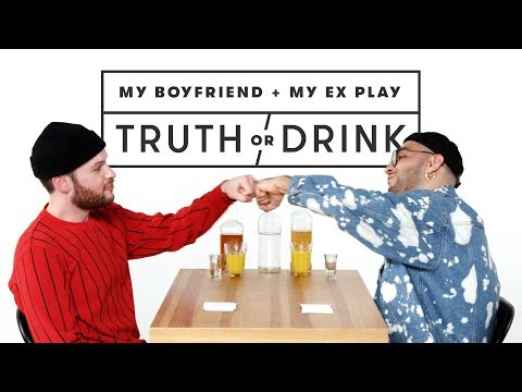 My Boyfriend & My Ex Play Truth or Drink (Israel & Franky) | Truth or Drink | Cut