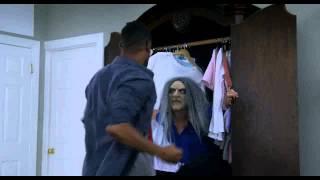 Не пугайте черных l Дом с паранормальными явлениями 2 прикол