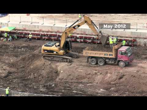 KVMRT Progress Video 5 (April 2015)