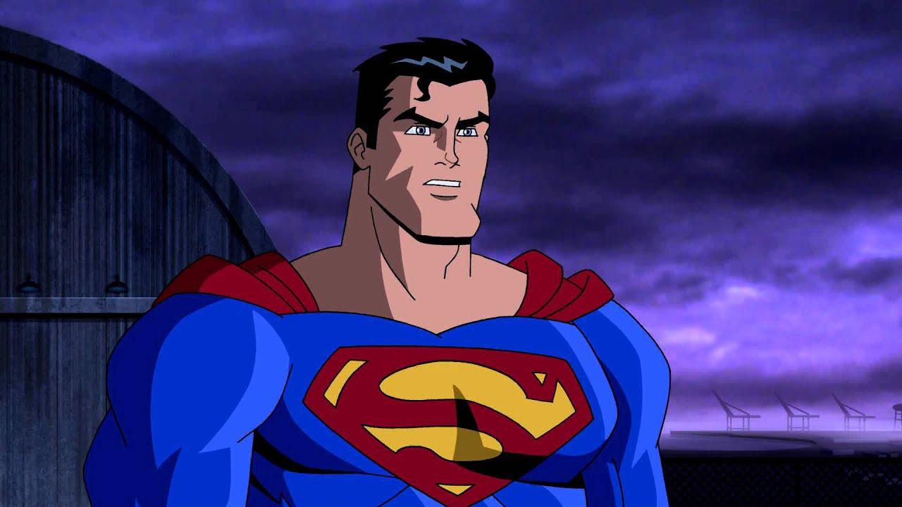 Супермен. Бэтмен. Враги общества. - Трейлер