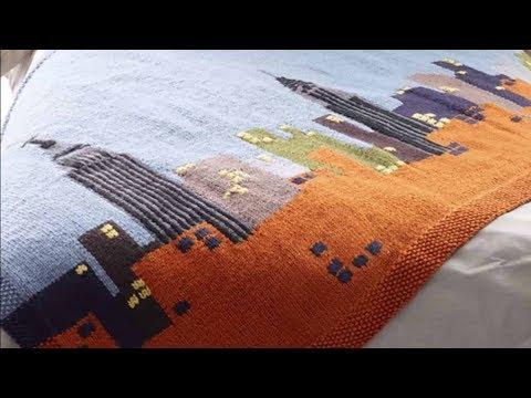 Современное вязание спицами схемы