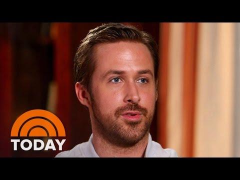 Ryan Gosling: I Didn't Look Russell Crowe In The Eye Making 'Nice Guys' | TODAY