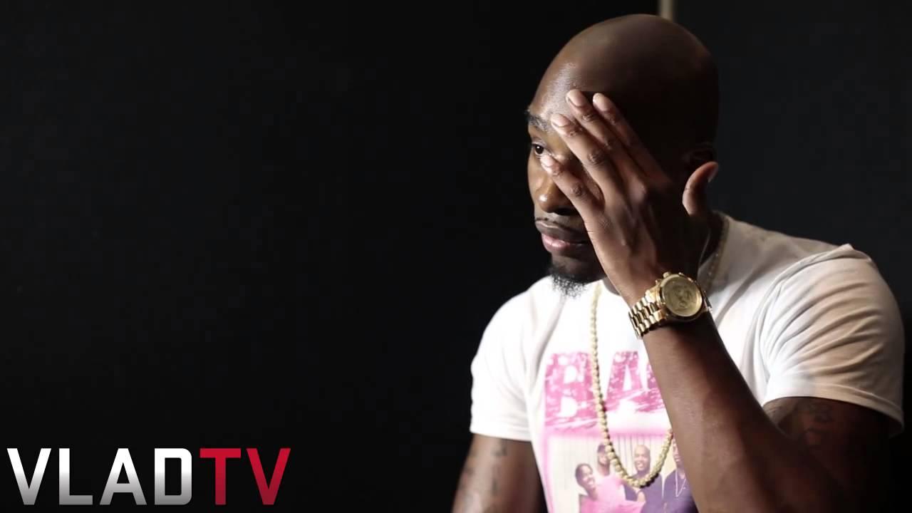 Hitman Holla Recalls Fighting During Rap Battles Youtube