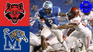 Arkansas State vs Memphis | College Football Week 1 Highlights | 2020 College Football Highlights