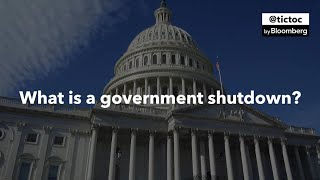 Here's What Actually Happens When the Government Shuts Down
