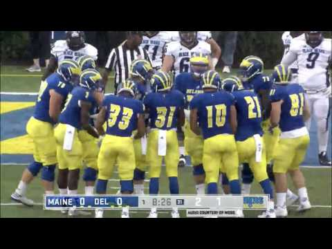 Blue Hens Playback - Football vs. Maine (10/8/16)