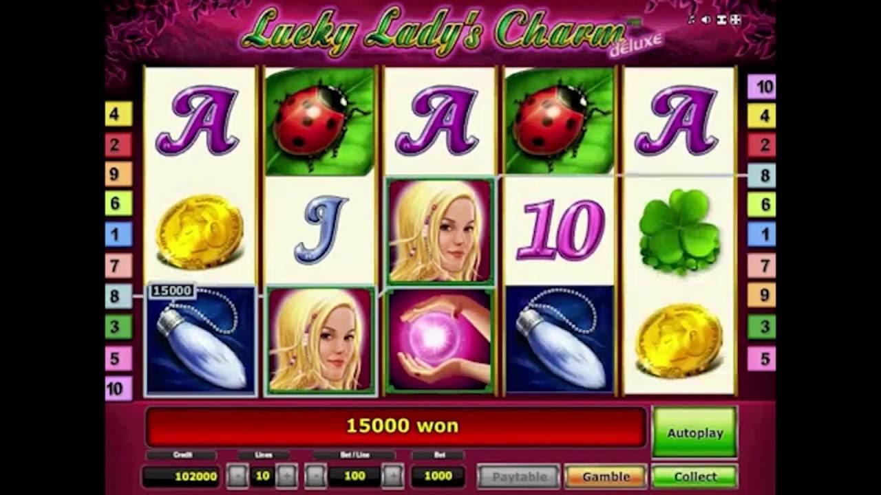 Free Slot Lucky Ladys Charm