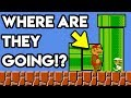 Glitched, Funny, & Random Super Mario Bros. Co-op! [BTG]
