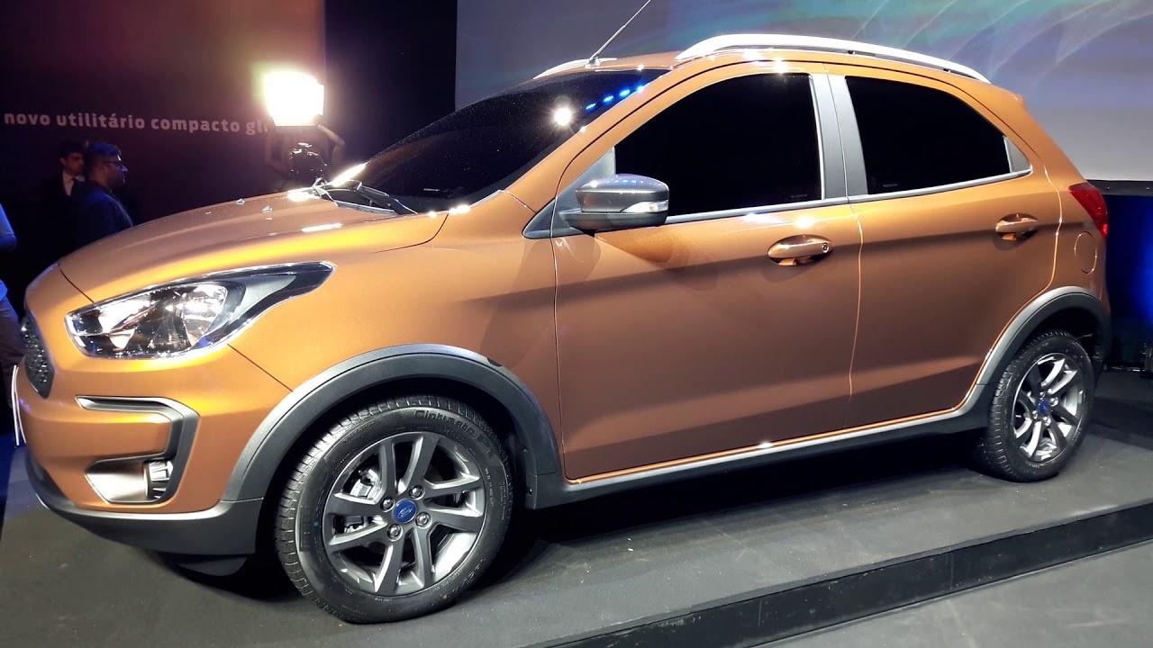 Nuevo Ford Ka Freestyle