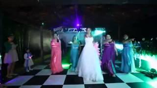 Sherry + Bridesmaids = Show das Poderosas