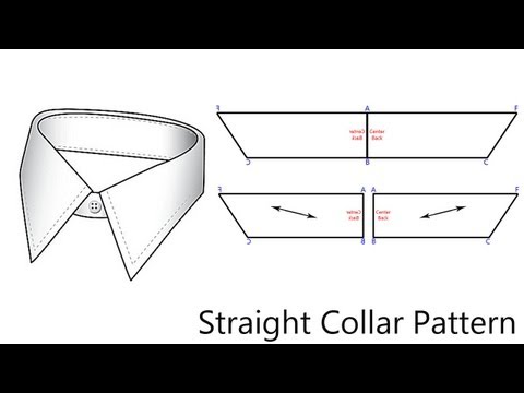 how-to-pattern-a-straight-collar