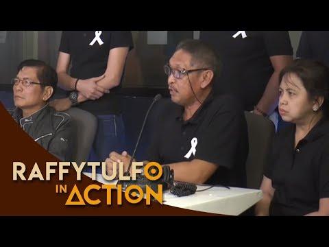 Mga konsehal ng Gapan, Nueva Ecija natatakot sa kanilang kaligtasan