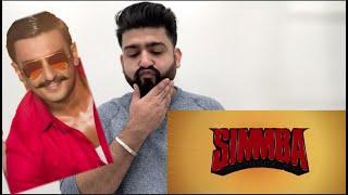 Simba Trailer Reaction | Ranveer Singh, Sara Ali Khan, Rohit Shetty | RajDeepLive