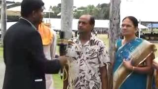 Repeat youtube video Walk-through: Indians living in Fiji