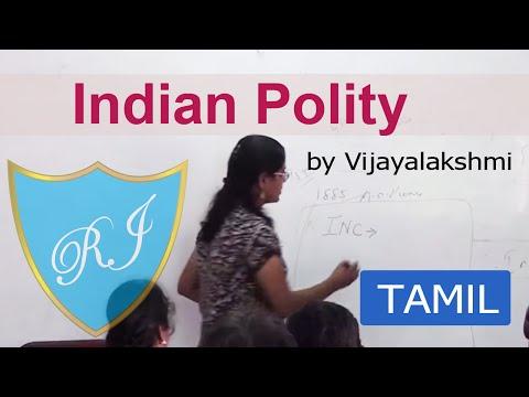 Indian Polity by Vijayalakshmi at richindiafreeias org - YouTube