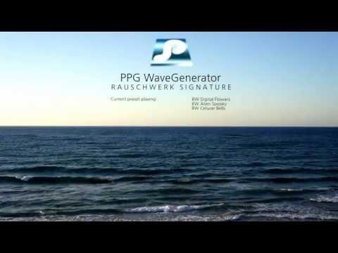 PPG WaveGenerator - Rauschwerk Signature
