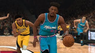 NBA Today 12/27 Miami Heat vs Indiana Pacers Full Game Highlights   NBA 2K
