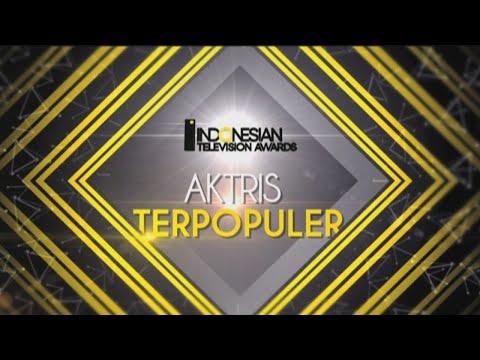 Cover Lagu Nominasi Indonesian Television Awards Aktor Aktris Terpopuler