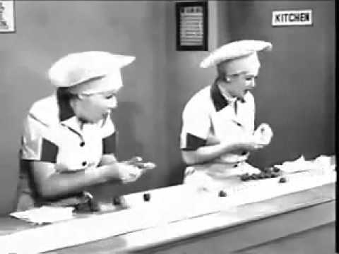 I love Lucy Candy Factory Video wmv YouTube