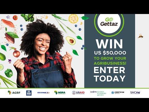 2021 GoGettaz Agripreneur Prize Competition