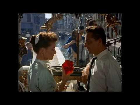 """Rossano Brazzi - """"Believe in me """" 映画「旅情」 より (1955)"""