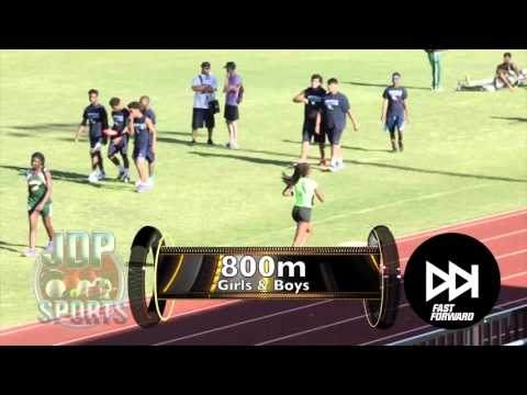 2016 Middle School District Track & Field Meet Baton Rouge, La @ Broadmoor High School