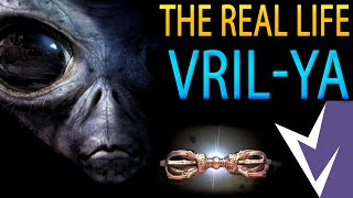 The Real Life Vril and Vril-ya Explained | Who are the Vril-ya | What is Vril