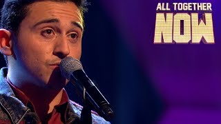 Norbert overcomes nerves to bring The 100 to tears | All Together Now