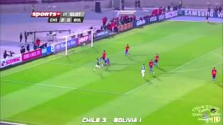 Todos Los Goles de las Clasificatorias - Eliminatorias Sudamericanas Rumbo a Brasil 2014 (VUELTA)