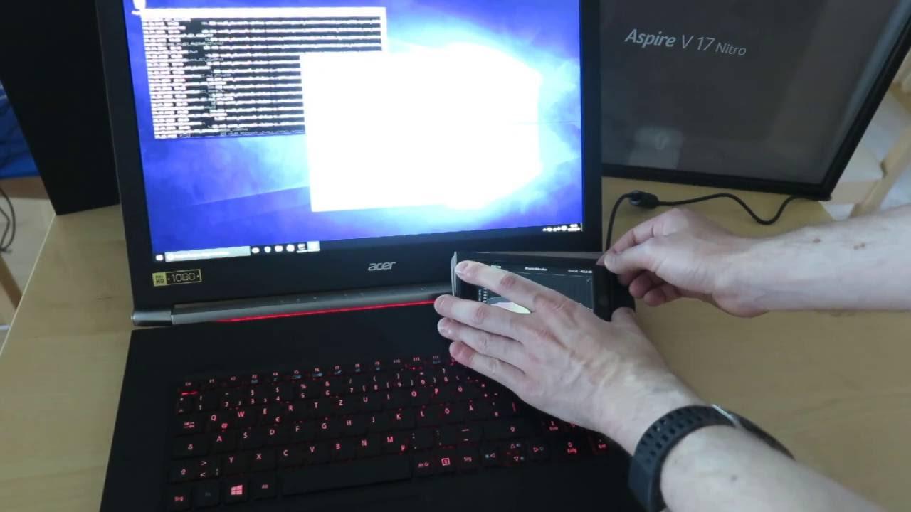 Acer Aspire V7 Nitro Black Edition Noisy Fan Problem