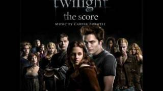 Twilight the score - Humans Are Predators Too