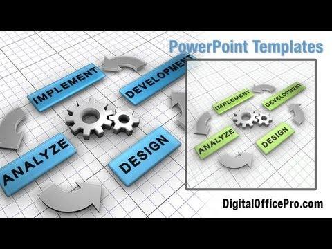 organigram template - organogram powerpoint template backgrounds