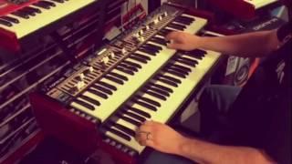 Nord C2D Combo Organ - Demo