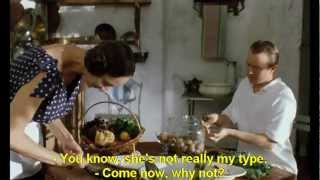 His Wife's Diary - scenes with English subtitles