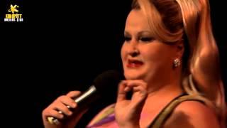 Daphne de Luxe 3. Platz der Kabarettbundesliga 2014/2015