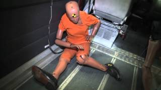 Crash-test avec un minibus